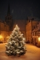 White Christmas in Kronach